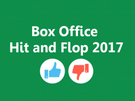 Biggest Box Office Hit and Flop of 2017
