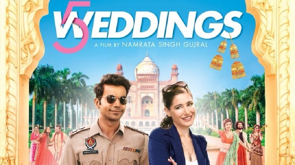 5 wedding Review and collections