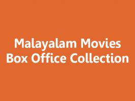 Malayalam Movies Box Office Collection