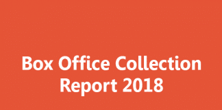 Box Office Collection Report 2018