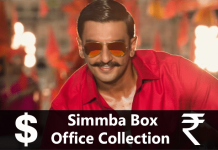 Simmba Box Office Collection