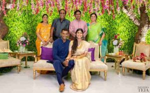 vishal Marriage Photos