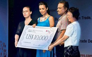 Awards Received by Malaika Arora