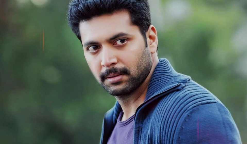 Jayam Ravi Biography