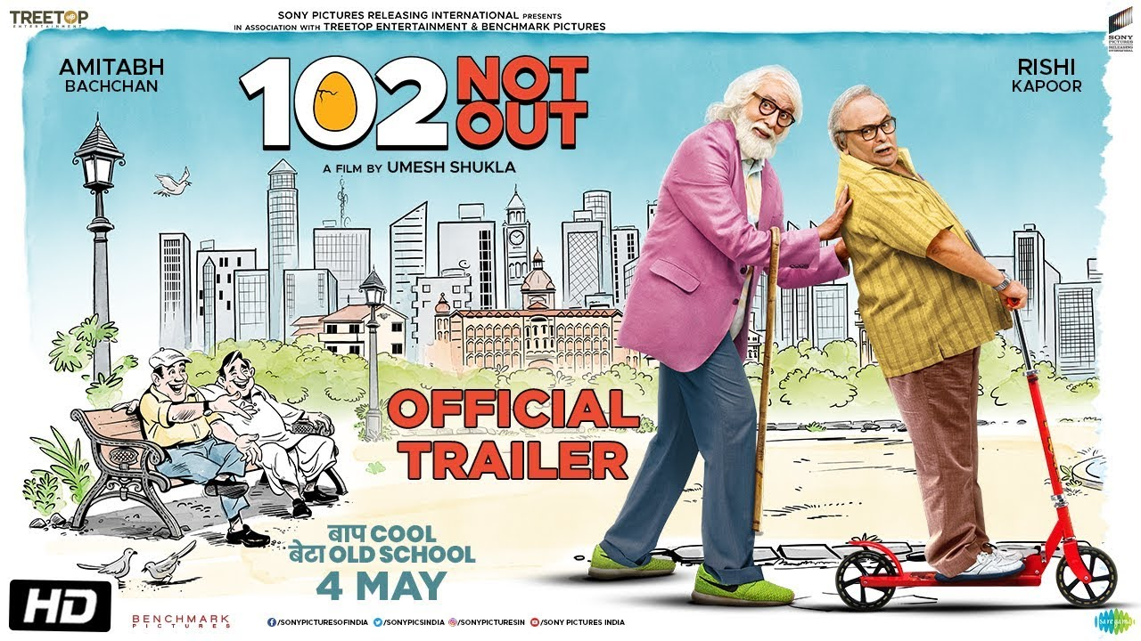 102 Not Out Full Movie Download