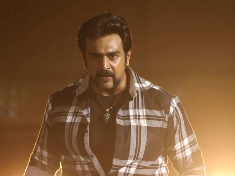 Chiranjeevi Sarj role in Singa
