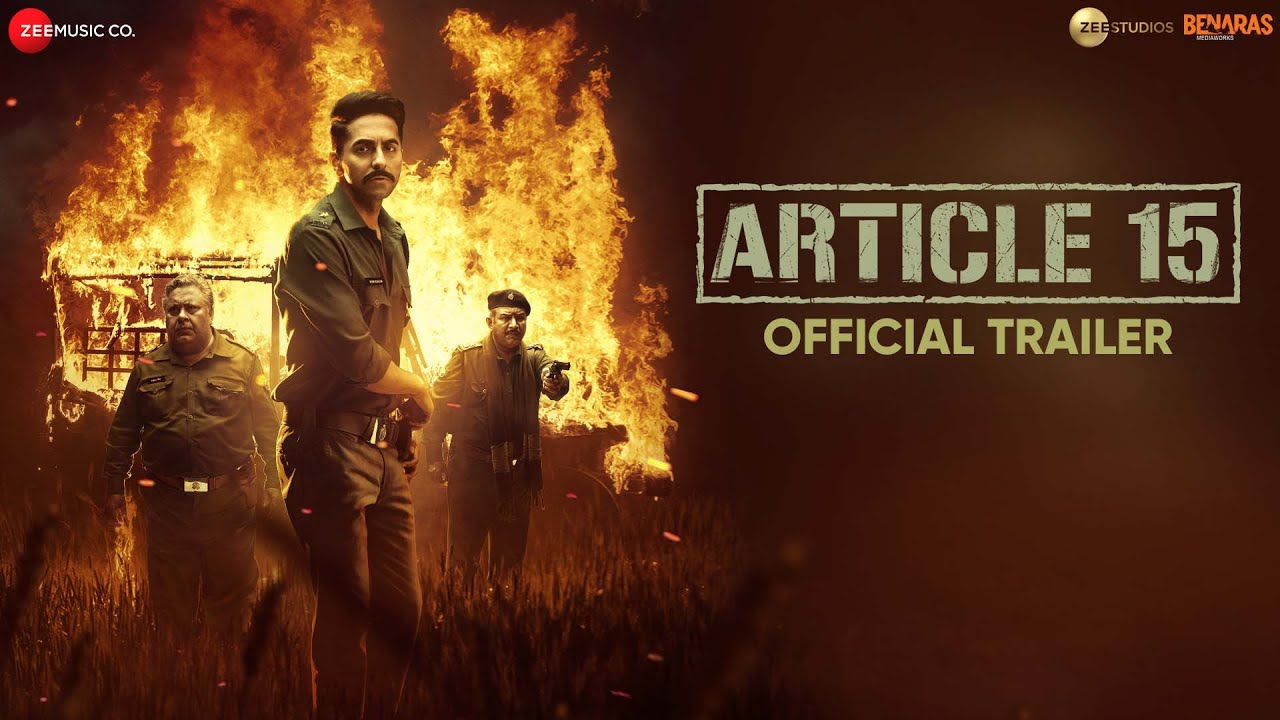 Article 15 Full Movie Download Movierulz