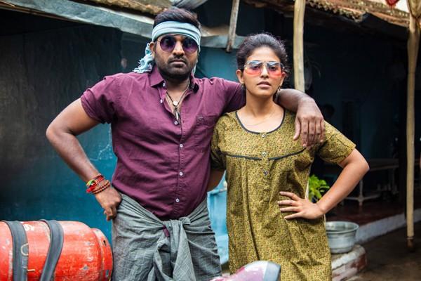 Sindhubaadh role in_VijaySethupathi, _Anjali