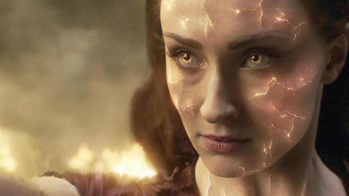 Jean Grey role in Dark Phoenix