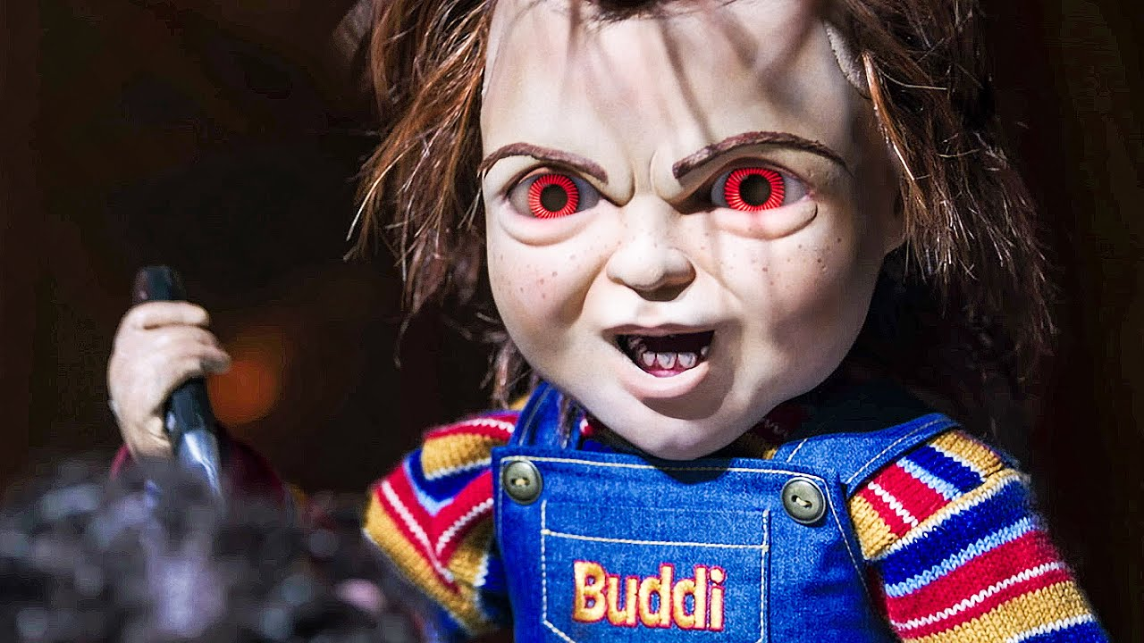 Action Scene in Child's Play