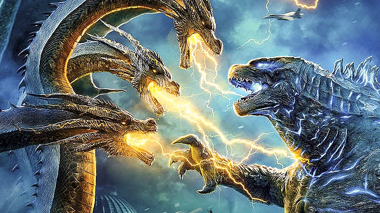 Godzilla: King of the Monsters download full movie Action scenes