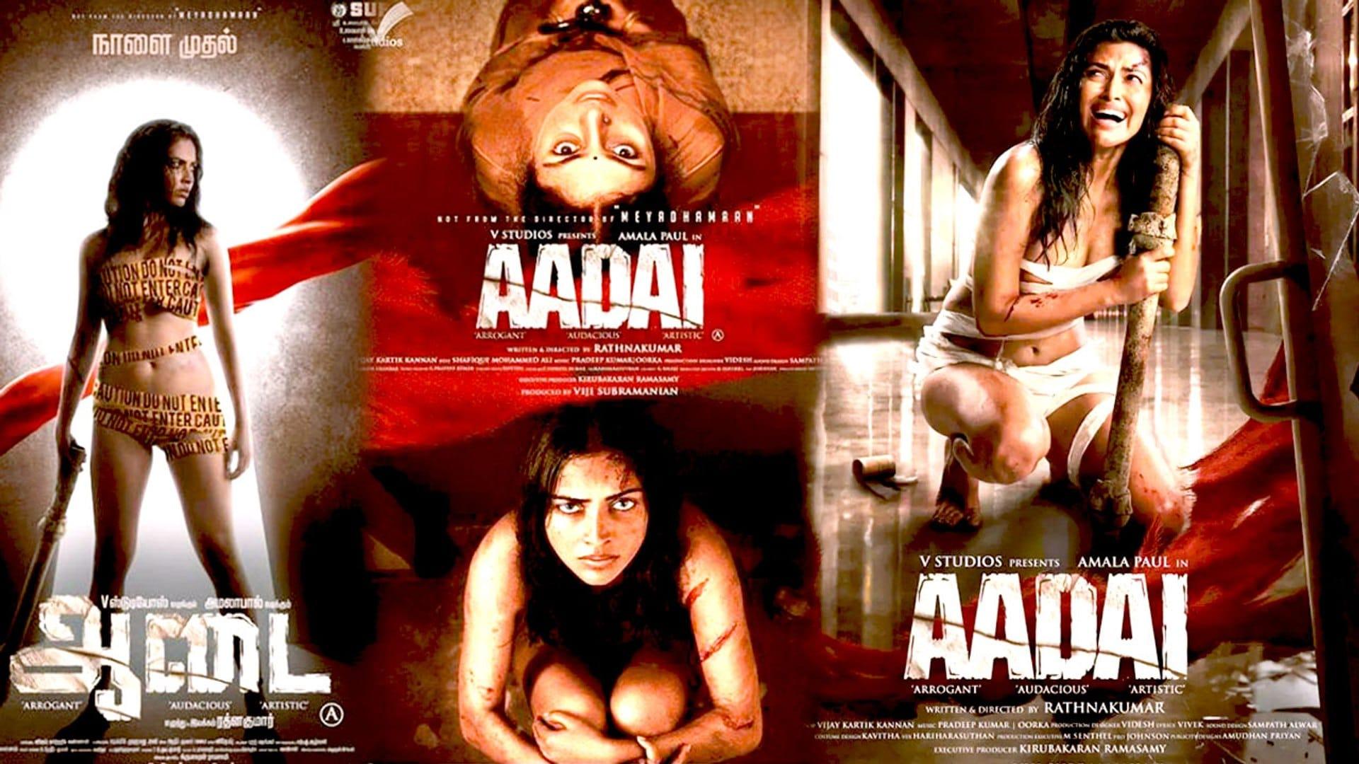Aadai Full Movie Download Cinemavilla