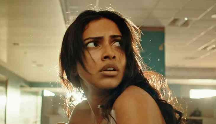 Aadai film Amal Paul Nude Scene