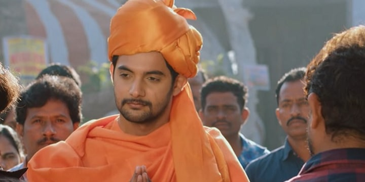 Aadi role in Burrakatha