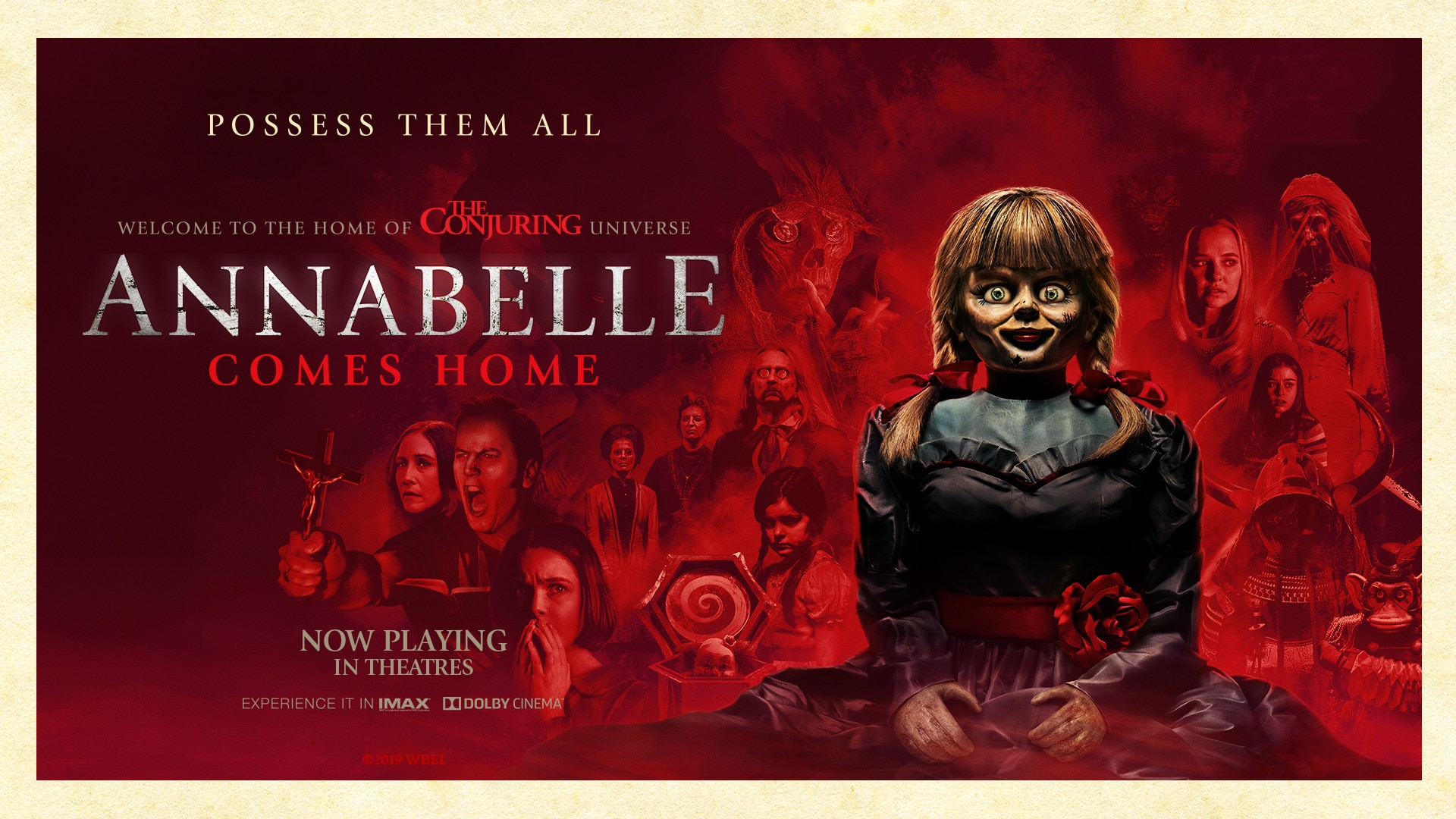 Annabelle Comes Home Full Movie Download Filmyzilla