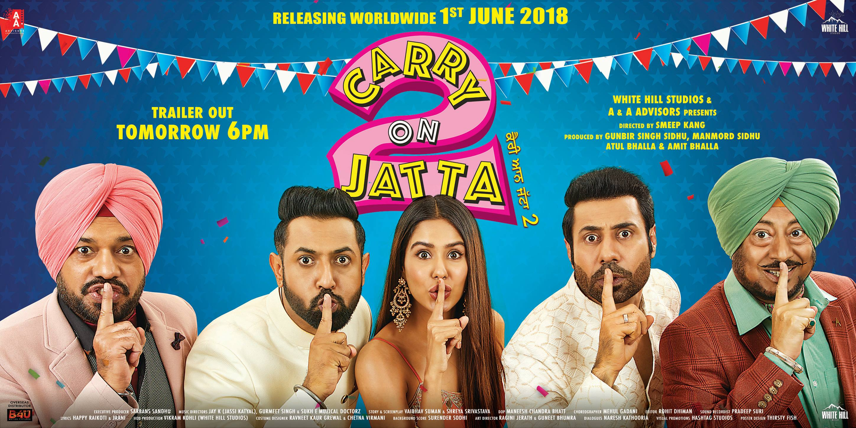 Carry On Jatta 2 Full Movie Download