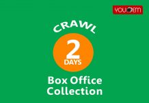 Crawl 2nd Day Box Office Collection