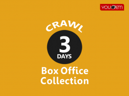 Crawl 3rd Day Box Office Collection