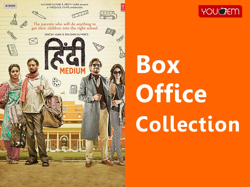 Hindi Medium Box Office Collection