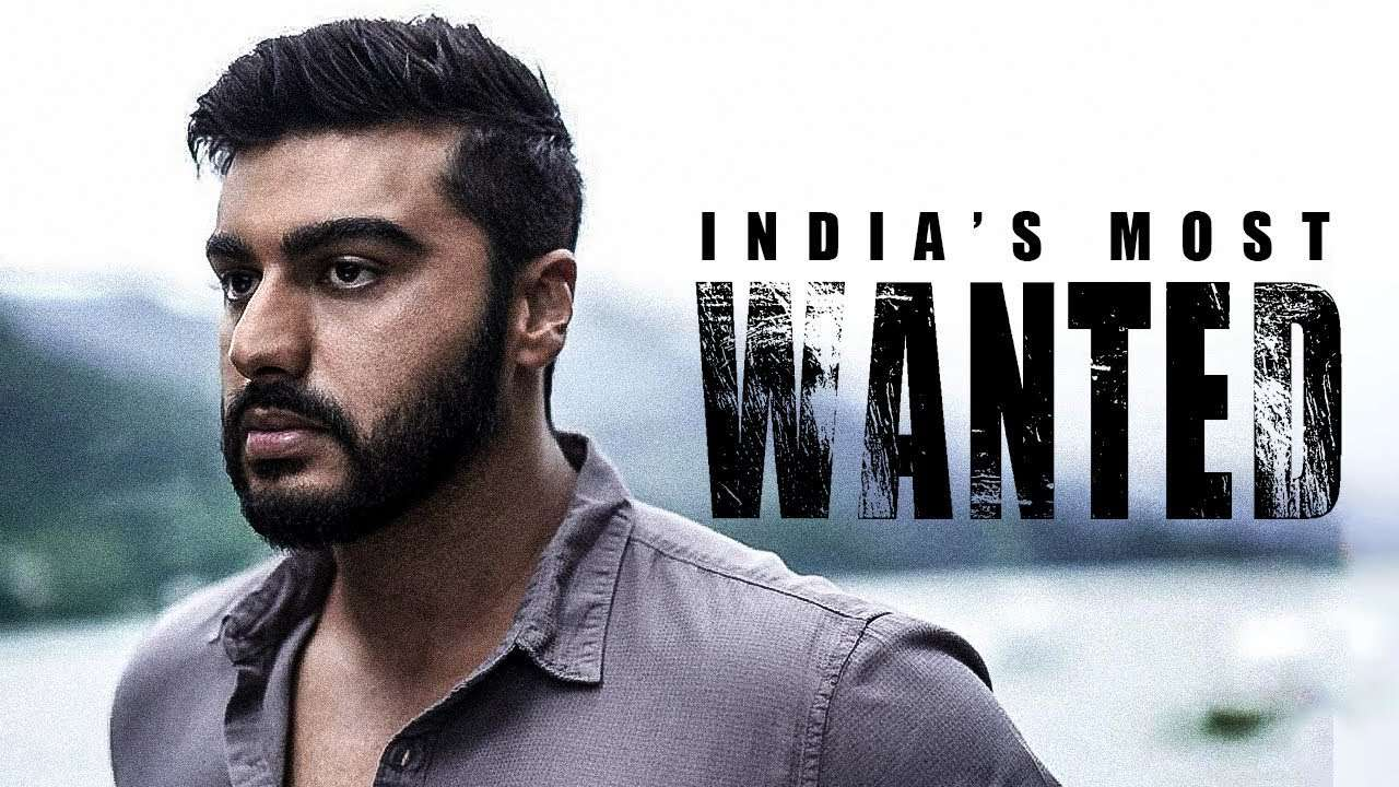 Indias Most Wanted FIlm Arjun Kapoor role