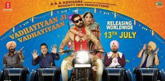 Vadhayiyaan Ji Vadhayiyaan Full Movie Download