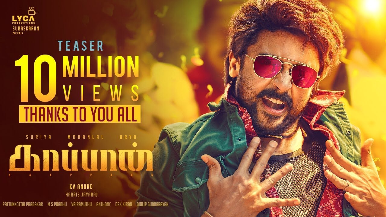 Kaappaan Full Movie Download