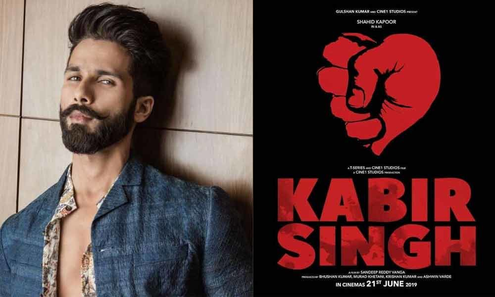 Kabir Singh leaked by Movie4me