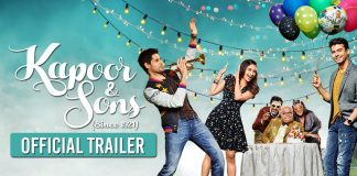 Kapoor and Sons Full Movie Download