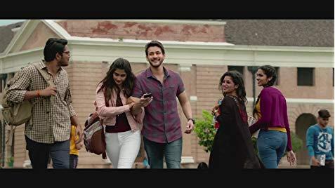 Mahesh Babu role in Maharshi