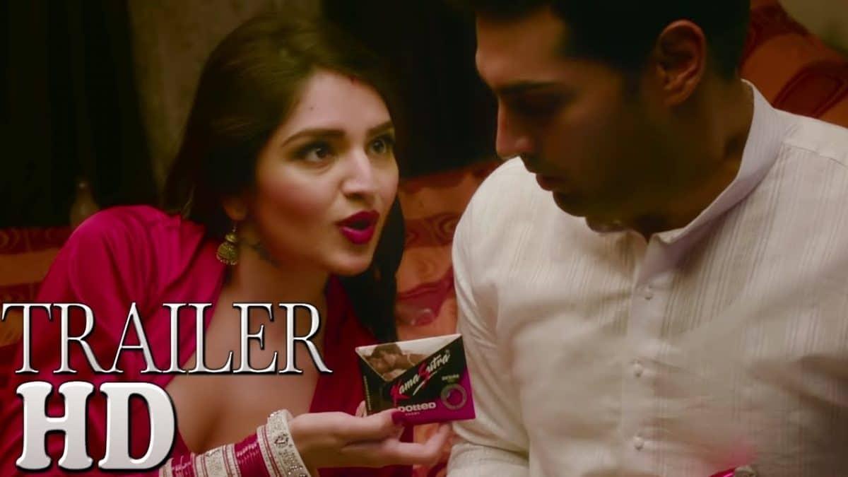 Marudhar Expresss Trailer Scene