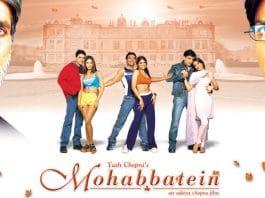 Mohabbatein Full Movie Download