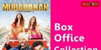 Mubarakan Box Office Collection