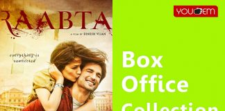 Raabta Box Office Collection