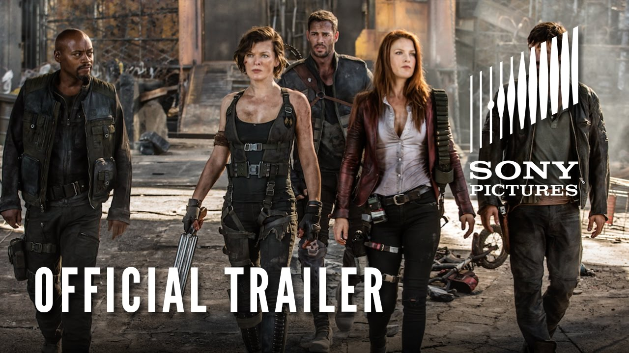 Resident Evil The Final Chapter Full Movie Download