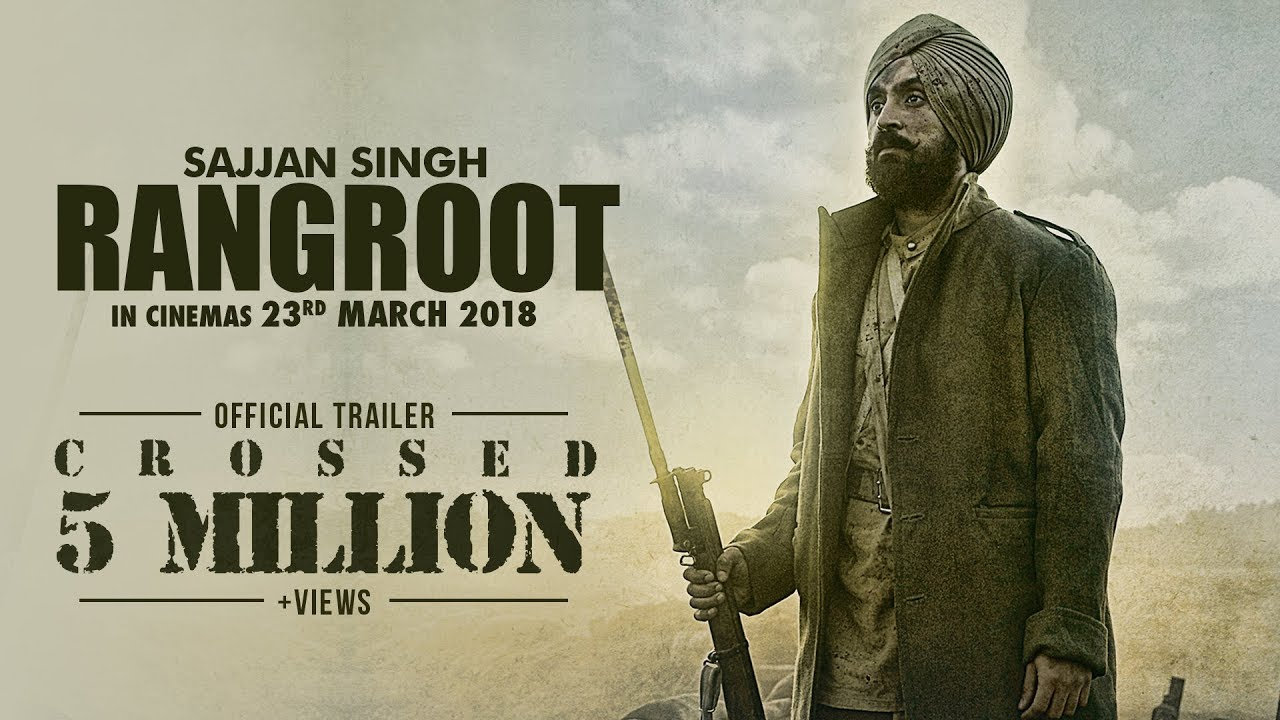 Sajjan Singh Rangroot Full Movie Download