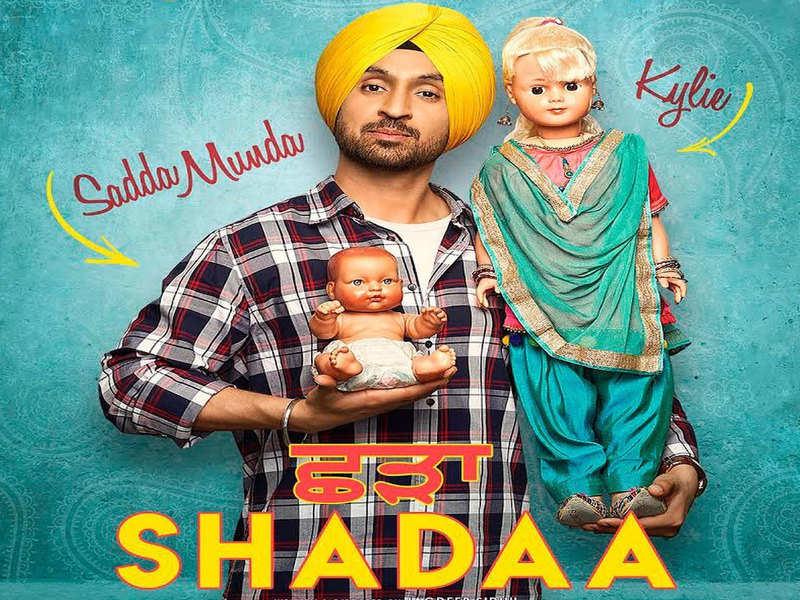 Shadaa Film Dijit Dosanjh Role