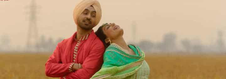 Shadaa Film Romantic Scene