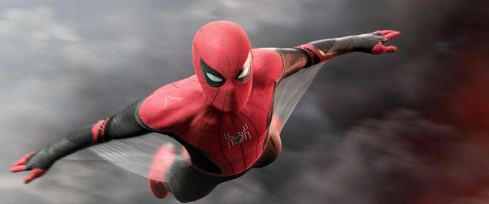 Spider Man Far From postcredits Scene