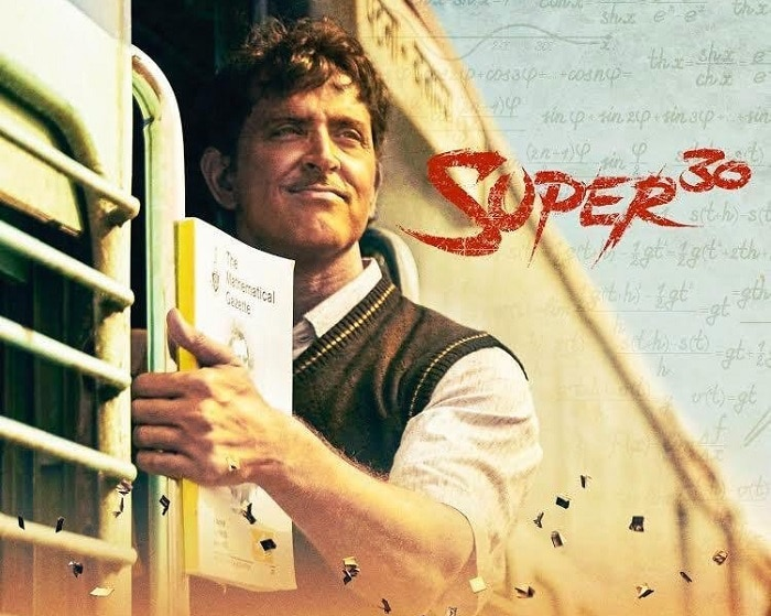 Super 30 Full Movie leaked by Filmyhit