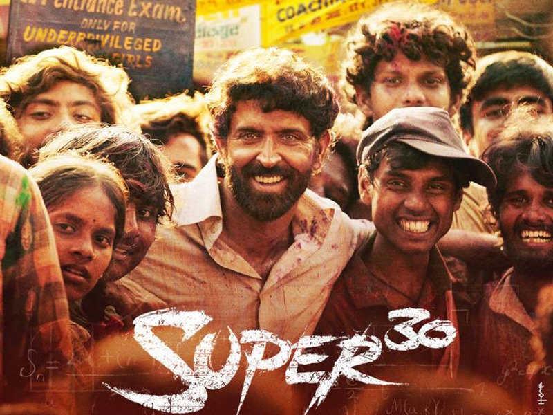 Super 30 Full Movie Leaked By Filmyzilla Hrithik Roshan S