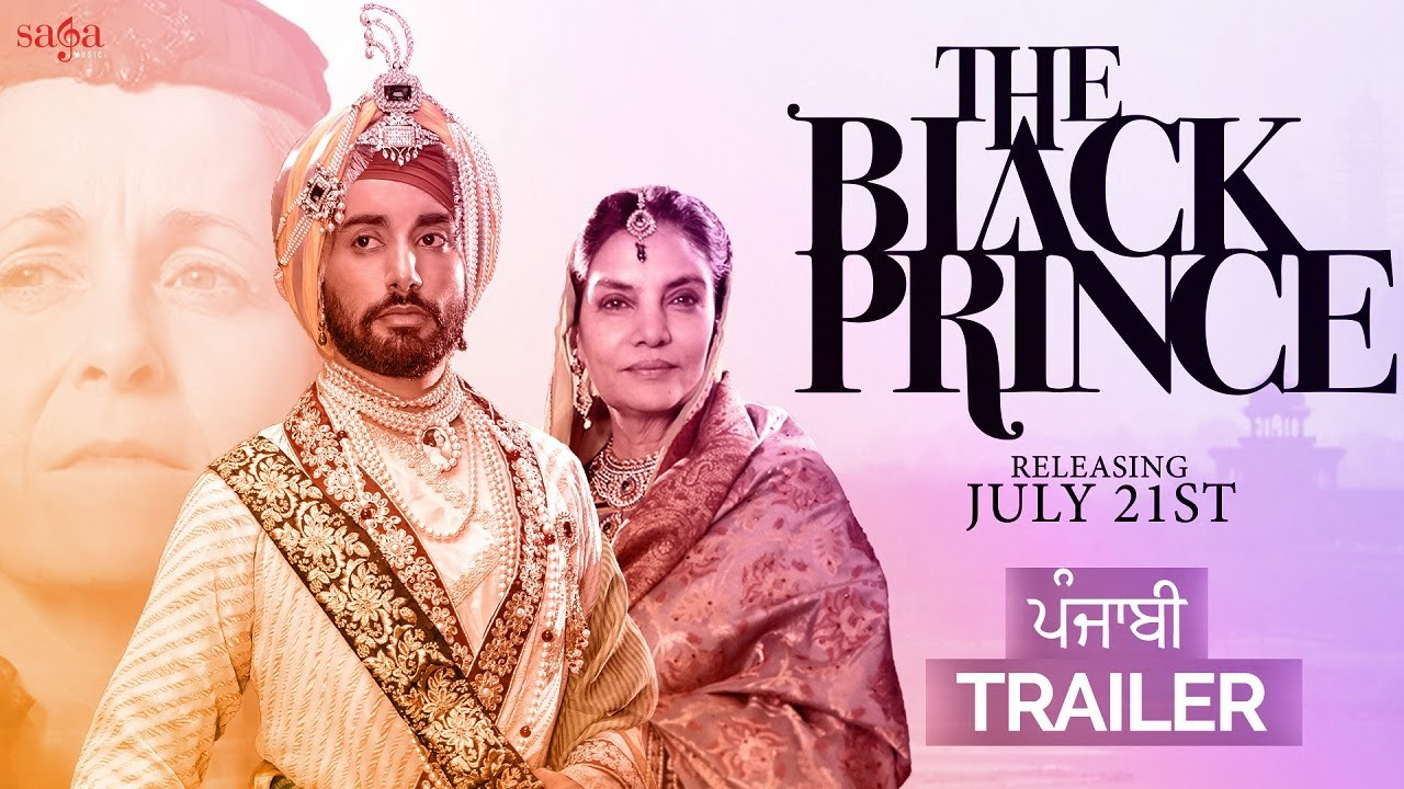 The Black Prince Punjabi Full Movie Download
