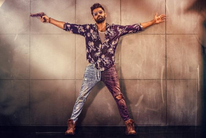 iSmart Shankar film Ram role