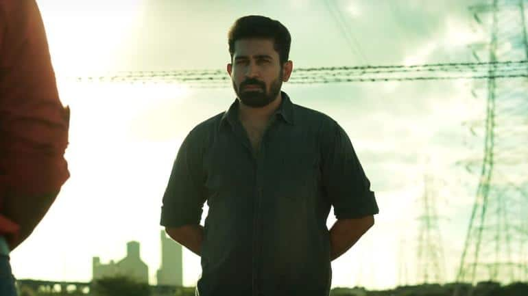 kolaigaran vijay's action scene
