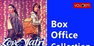Love Yatri Box Office Collection