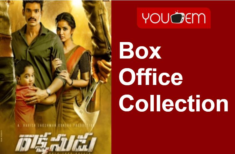 Rakshasudu Box Office Collection