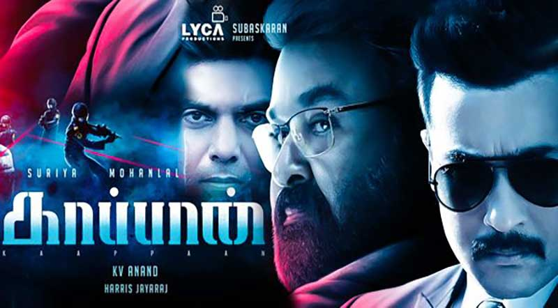 Kaappaan Box Office Collection