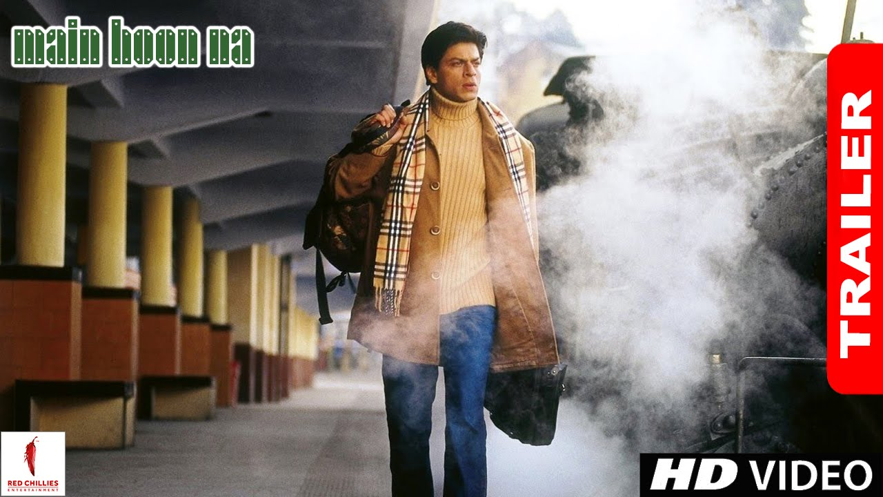 Main Hoon Na Full Movie Download