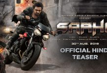 Saaho box office collection