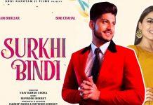 Surkhi Bindi Box Office Collection Report