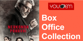 Nerkonda Paarvai Box Office Collection Worldwide